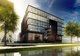Geluidswerende pui en deuren voor Mediahaven Amsterdam
