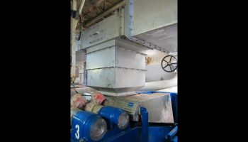 offshore ventilatiesysteem mud shakers