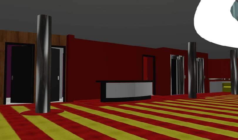 AFAS-Experience-center-binnen-deuren 2