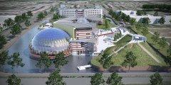 AFAS-Experience-center-bovenaanzicht-Theater