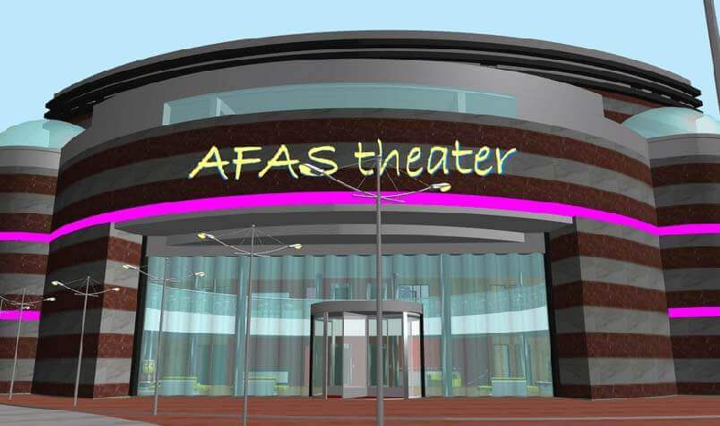 AFAS-Experience-center-theater