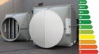 Energielabel voor geluiddempers