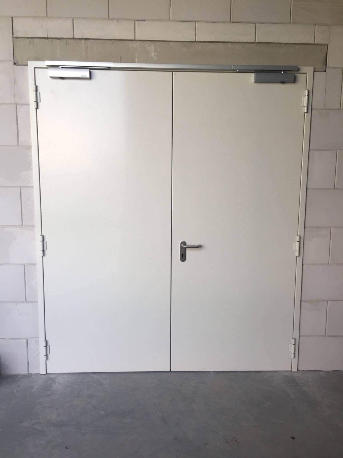 Brandwerende deuren Alara-Lukagro – Teckentrup