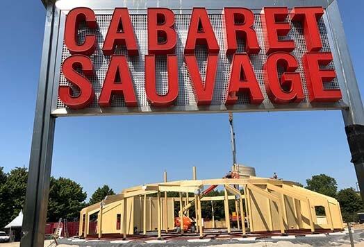 Cabaret Sauvage Paris