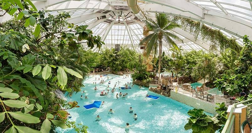 Center Parcs Vossemeren | Aqua Mundo
