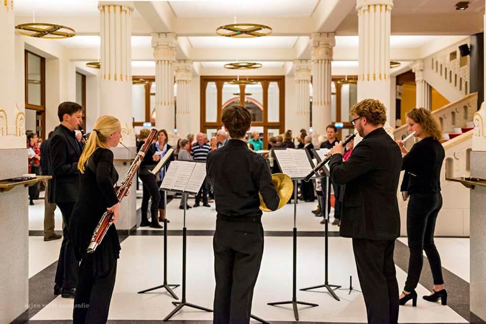 Concertgebouw-De Vereeniging Nijmegen binnenkant