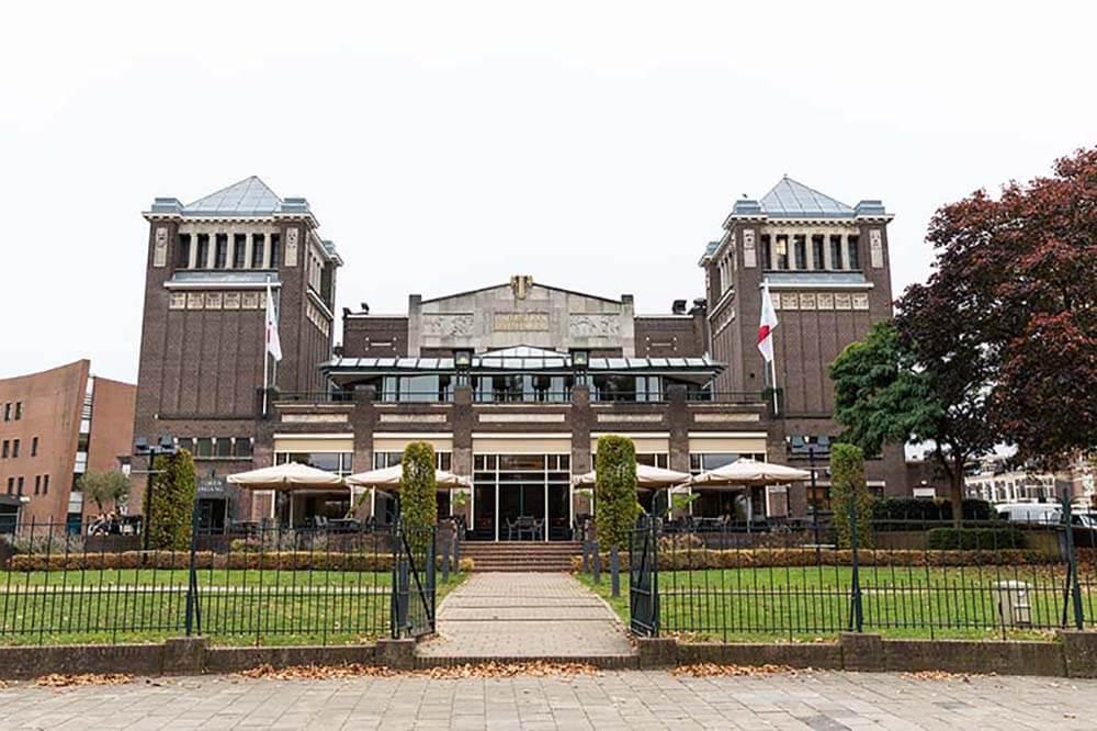 Concertgebouw-De Vereeniging Nijmegen voorkant