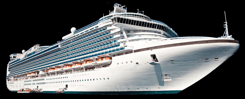 Cruise-schip-vrijstaand