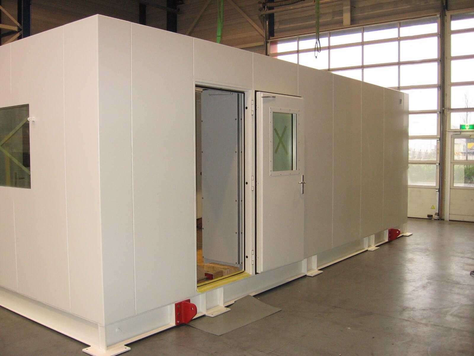 cabine machinekamer