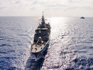 Marine schip