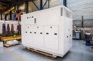 Omkasting voor Pon Power Marine C9.3
