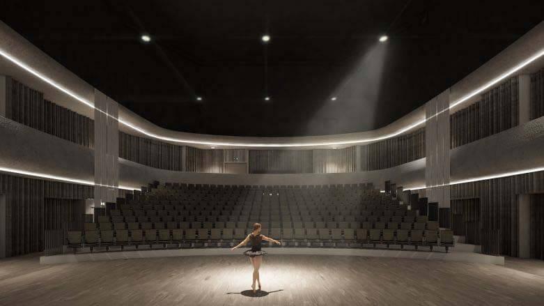 Onderwijs- en cultuurcentrum Den Haag theaterzaal@4x