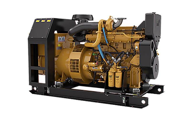 Pon Power CAT C7.1 generator set