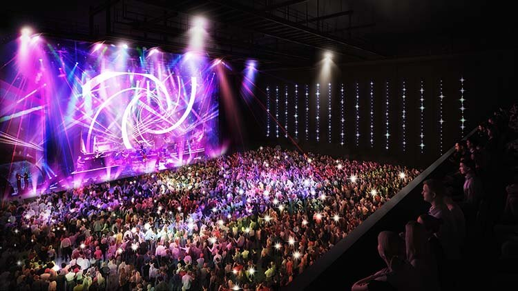 Rotterdam Ahoy Convention Centre (RACC) - RTM Stage 1
