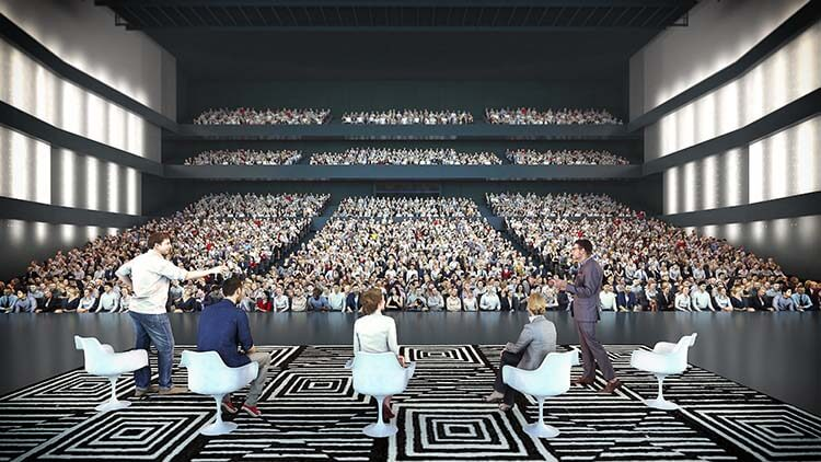Rotterdam Ahoy Convention Centre (RACC) - RTM Stage