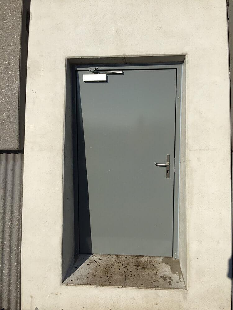 Vluchtdeuren A50 afrit 15 Nistelrode 2