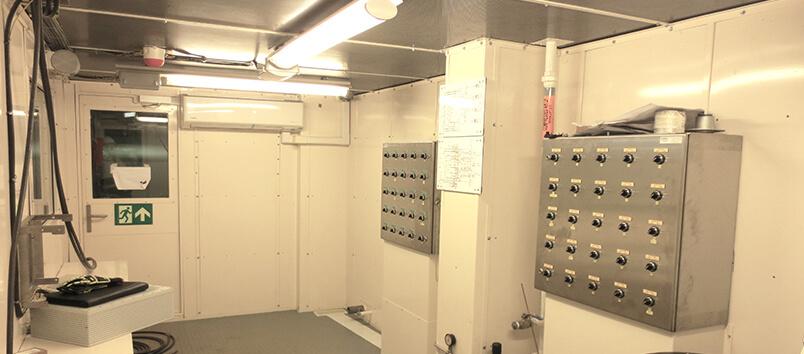 Local Equipment Room