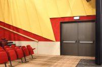 geluidwerende deuren theater