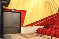 geluidwerende vluchtdeur brandwerend theater
