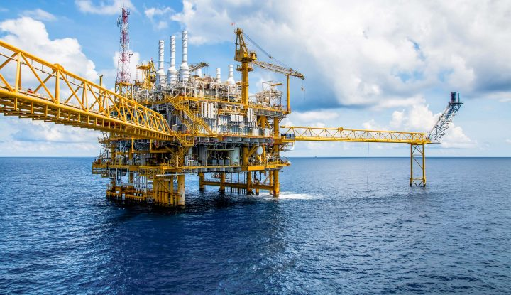 offshore plattformen