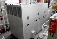 boegschroeven en generatoren