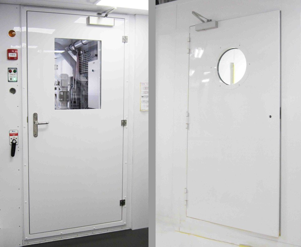 sound proof doors luxury yachts