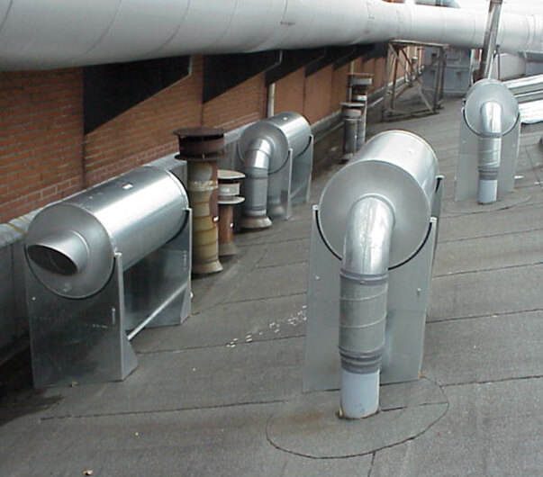 uitlaatgassendemper