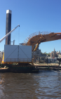 offshore werkschepen en baggerschepen